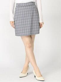 【SALE/50%OFF】ダイケイCHミニSK/K Heather ヘザー スカート ミニスカート ブルー ネイビー ベージュ【RBA_E】[Rakuten Fashion]
