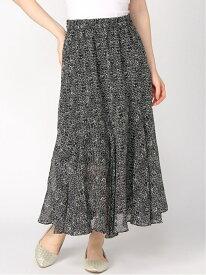 【SALE/68%OFF】ハナガラキリカエフレアSK Heather ヘザー スカート フレアスカート ブラック ホワイト レッド【RBA_E】[Rakuten Fashion]
