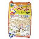 ふわふわベッドお徳用 12L/ハムスター 床材 チップ 敷材 マット 小動物
