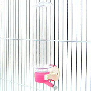 ウォーターボトル ST-300/給水器 吸水器 給水ボトル 水飲み 固定 ケージ ゲージ 小動物 うさぎ モルモット フェレット マルカン MARUKAN