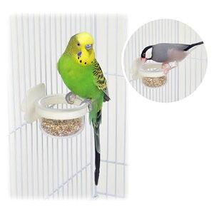 小鳥のマルチカップ ミニ/小鳥用食器 エサ入れ 文鳥 セキセイインコ オカメ 食器 サンコー 三晃商会 SANKO