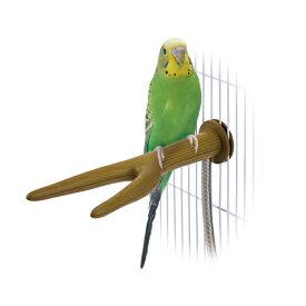 ほっととり暖 とまり木ヒーター/セキセイインコ オカメインコ 文鳥 保温 マルカン MARUKAN minimalLAND 冬 暖房 とまり木型