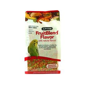 ズプリーム フルーツブレンド パラキート 397g/ZuPreem FruitBlend 小鳥フード セキセイインコ ペレット