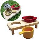ハムズ キッチン ハムスター用食器&テーブル/エサ入れ 餌入れ 陶器 ハムスター P2
