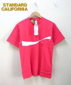 M Red【STANDARD CALIFORNIA [スタンダードカリフォルニア] Coca Cola コカコーラTシャツ】COCA COLA x SD H.G.D T