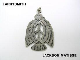 【Jackson Matisse LARRYSMITH Necklace Top Silver 950 ジャクソンマティス ラリースミス ネックレス トップ サンダーバード シルバー 950】【中古】