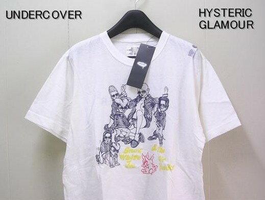 M 【UNDER COVER アンダーカバー x HYSTERIC GLAMOR ヒステリックグラマー 氣志團Tシャツ】