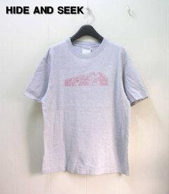【HIDE AND SEEK Tシャツ HIDE&SEEK ハイド&シーク】