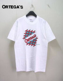 M 白【ORTEGA'S オルテガ Tシャツ】【新品】