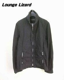 1 BLACK【LOUNGE LIZARD ラウンジリザード Zipジャケット】AIM 0112 5194