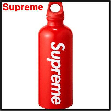 Red【Supreme x SIGG Traveller 0.6L Water Bottle シュプリーム x シグ ウォーター ボトル 水筒】