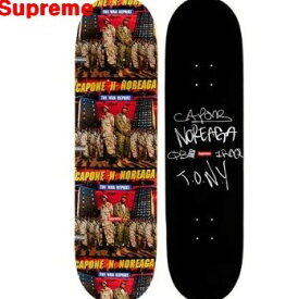 Black【Supreme シュプリーム 16AW The War Report Skateboard スケートボード】