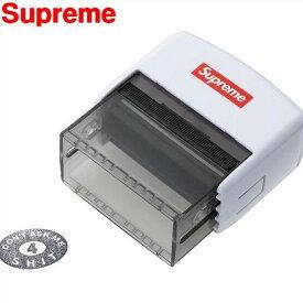 White【Supreme Don't Ask Me 4 Shit Stamp シュプリーム スタンプ ラバースタンプ ハンコ】