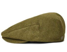Brixton Hooligan Snap Hat Cap Moss M ハンチング 送料無料