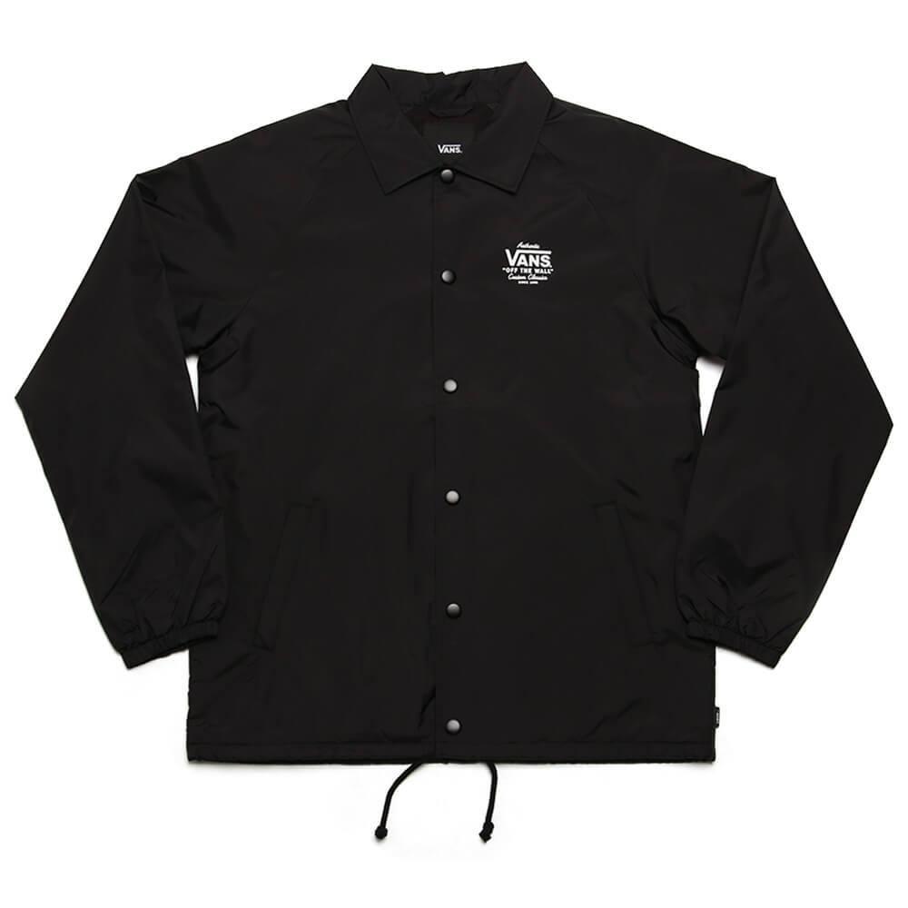 Vans Torrey Jacket Black M コーチジャケット