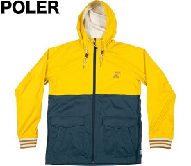 Poler 2.5L Vagabond Jacket Golden Rod L