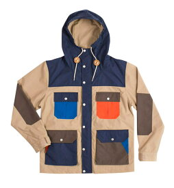 Poler Draft Jacket Tahiti Tan M 送料無料