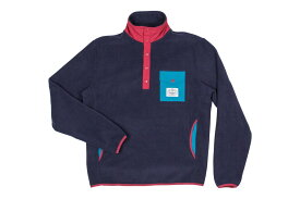 Poler Snap Fleece Pullover Navy XS フリース 送料無料