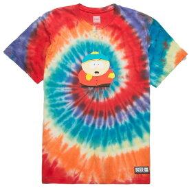 HUF X South Park Cartman Screw T-Shirt Rainbow S Tシャツ 送料無料