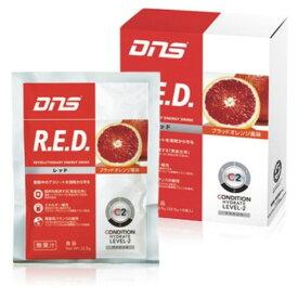 DNS R.E.D REVORUTIONARY ENERGYDRINK レッドレボリューションエネルギードリンク 1箱(5袋入)