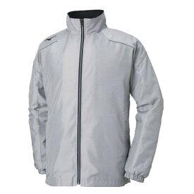 ミズノ ウインドブレーカー マルチウォーマーシャツ 32JE8591 05 アロイグレー ネーム刺繍無料