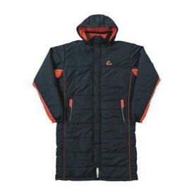 ルーセント Uni ベンチコート ユニセックス XLW-8329 ブラック 男女兼用 コート