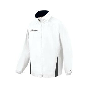 ニシ スポーツ ライトブレーカージャケット N84-22J 0107 ホワイト×ブラック