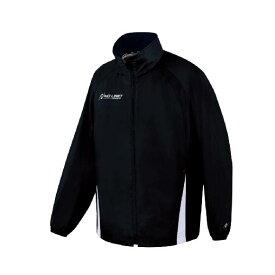 ニシ スポーツ ライトブレーカージャケット N84-22J 0701 ブラック×ホワイト