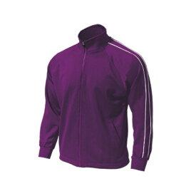 ウンドウ wundou パイピングトレーニングシャツ P2000-40 プラム