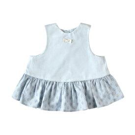 d490cffcc37fe1 【メール便可】SOULEIADO ソレイアード 着るスタイ ドレス ブルー