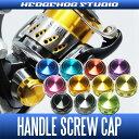 HEDGEHOG STUDIO(ヘッジホッグスタジオ) シマノ ステラSW シリーズ対応 ハンドルスクリューキャップ HSC-SH-M