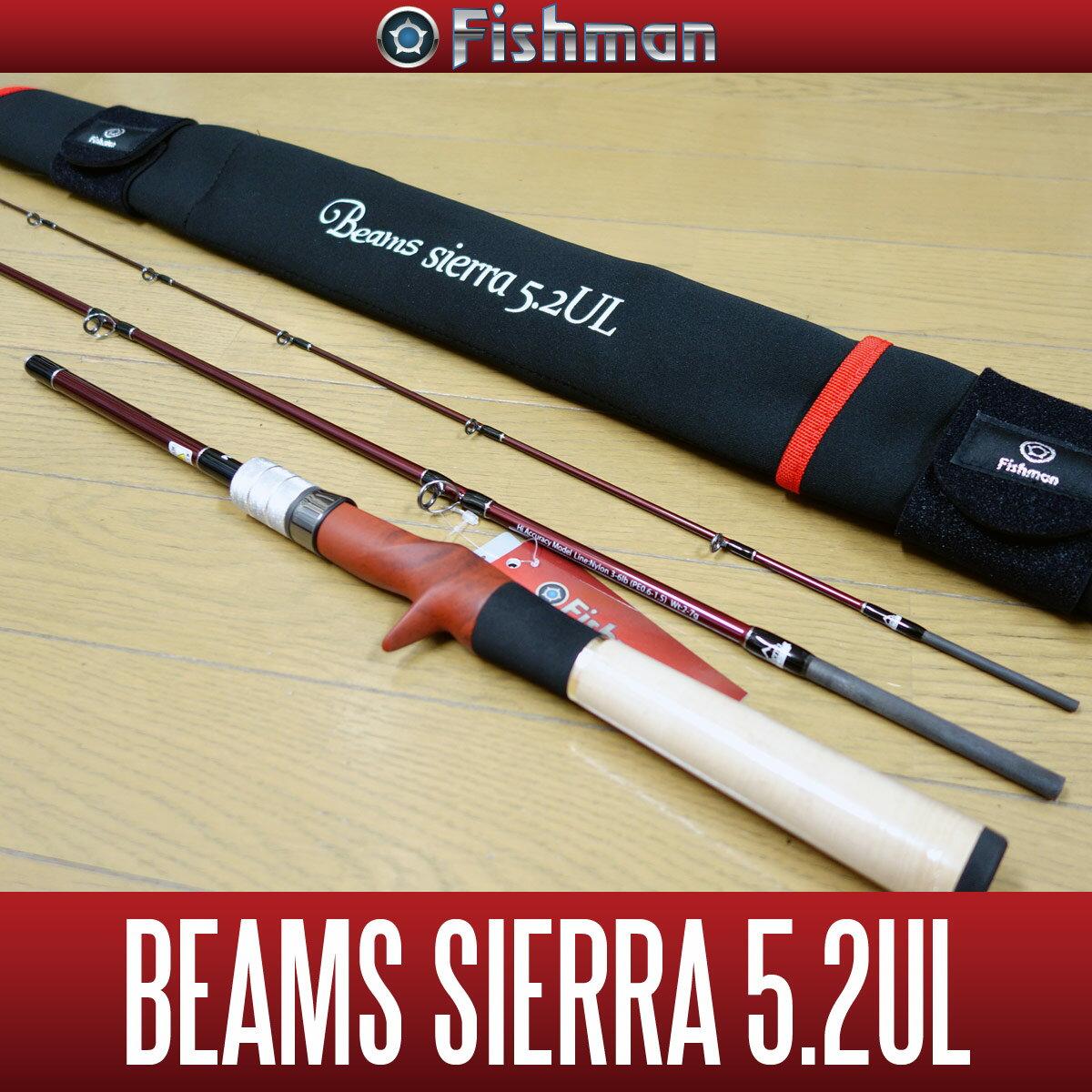 [Fishman/フィッシュマン] ★新製品★Beams blancsierra ブランシエラ 5.2UL