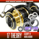 HEDGEHOG STUDIO(ヘッジホッグスタジオ) 17セオリー 3500PE-H,4000,4000H用 MAX12BB フルベアリングチューニングキット...