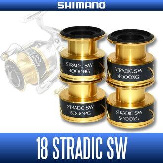 18 스트라디크 SW 바꾸어 spool 각종 사이즈(4000 HG, 4000 XG, 5000 PG, 5000 XG)