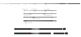 【TRANSCENDENCE/トランスセンデンス】 Laulau8.3GT-S /ラウラウスピニング