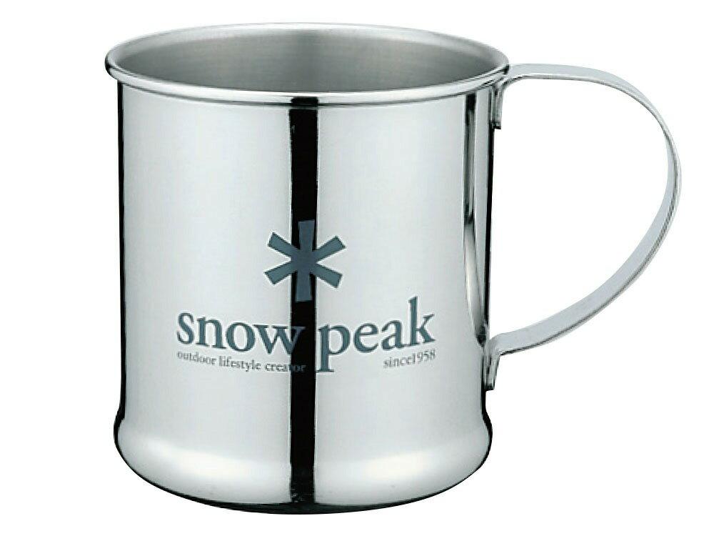 snowpeak/スノーピーク ステンレスマグカップ