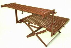 NATURE TONES/ネイチャートーンズ The Folding Multi Stand II チョコレートブラウン