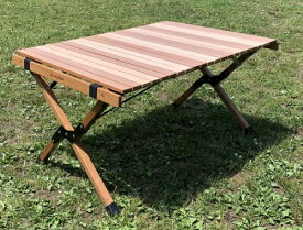 ANOBA アノバ ウッドロールテーブル AN005