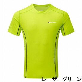 MONTANE/モンテイン Razor T-Shirt/レイザーTシャツ メンズ 【日本正規品】