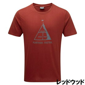 MONTANE/モンテイン Further Faster T-Shirt/ファーザーファースターTシャツ メンズ 【日本正規品】