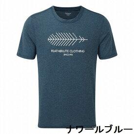 MONTANE/モンテイン Neon Featherlite Clothing T-shirt/ネオンフェザーライトクロージングTシャツ メンズ GMNFCTK【日本正規品】