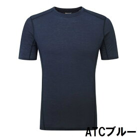 MONTANE(モンテイン) プリミノ140 Tシャツ メンズ 日本正規品