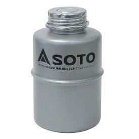 SOTO ソト | ポータブルガソリンボトル750ml SOD-750-07