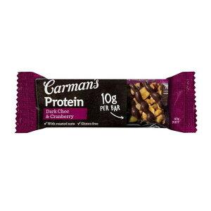 カーマンズ 1Pプロテインバー チョコ&クランベリー 40g 72個セット
