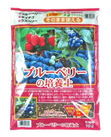 ブルーベリーの培養土 約10L[g5]【クーポン配布店舗】