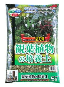 SCG観葉植物の培養土約5L