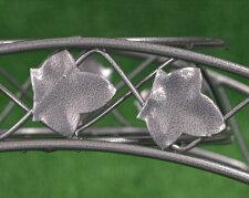 ワイヤーアーチ型花台3ポット用LSセット装飾