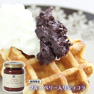 ブルーベリー入りショコラ ローズメイ【季節限定】