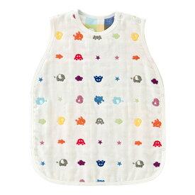 【あす楽対応】新生児ウエア 赤ちゃんの城 スリーパー クレヨン  IV  80154※包装紙ギフト不可