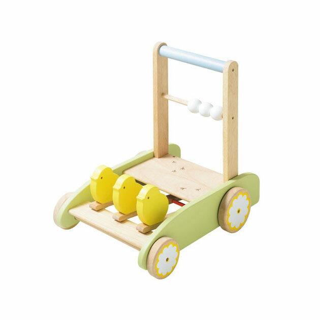 知育玩具 ニチガンオリジナル おさんぽpipi